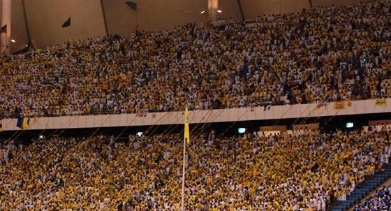 العمراني والفدا يتكفلان بستة الاف تذكرة مجانية لجماهير النصر