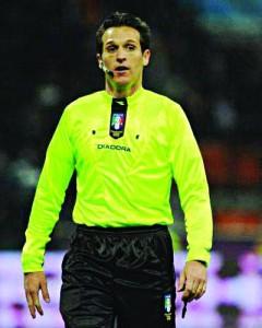 دولي إيطالي (مستوى 3) يقود نهائي الغد