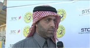 الأمير فيصل بن تركي يقبل إستقالة خالد الرشيدان ويكلف المفيريج بالمهمة