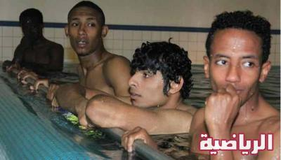 Photo of في الفتح : تدريبات صباحية في المسبح .. وجولة حرة في المساء