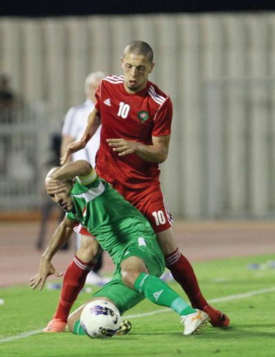 Photo of الأخضر والعراق .. حفظ ماء الوجه
