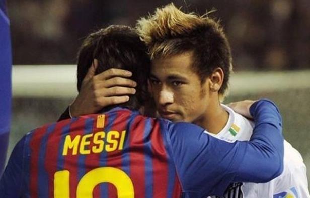 برشلونة إستشار ميسي قبل التعاقد مع نيمار