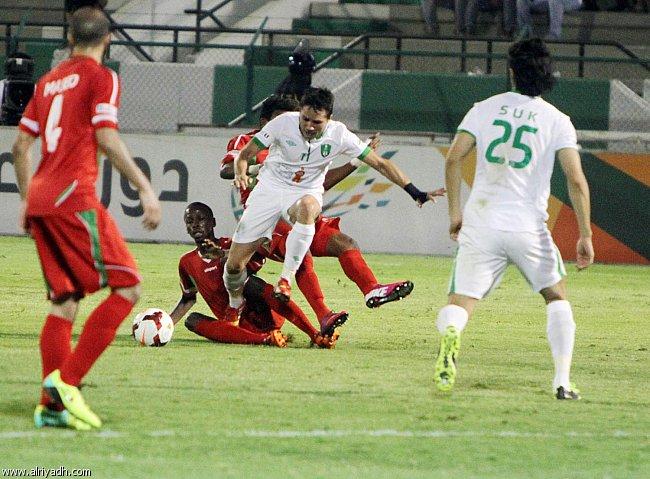 Photo of الراشد يحرز هدف في مرمى فريقه ويهبط به إلى «ركاء»
