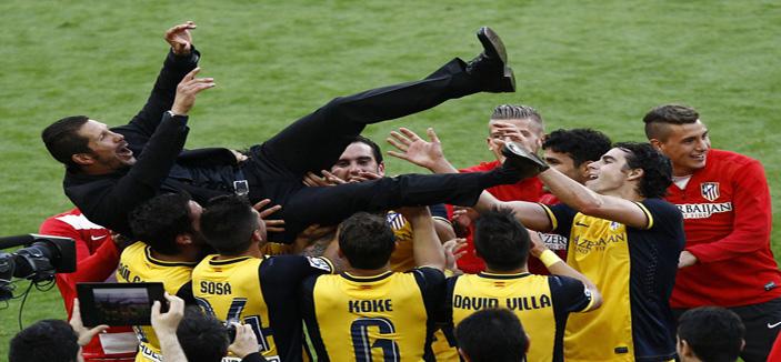 Photo of سيميوني يغيّر موازين القوى في إسبانيا ويحلم باللقب الأول لأتلتيكو في دوري الأبطال
