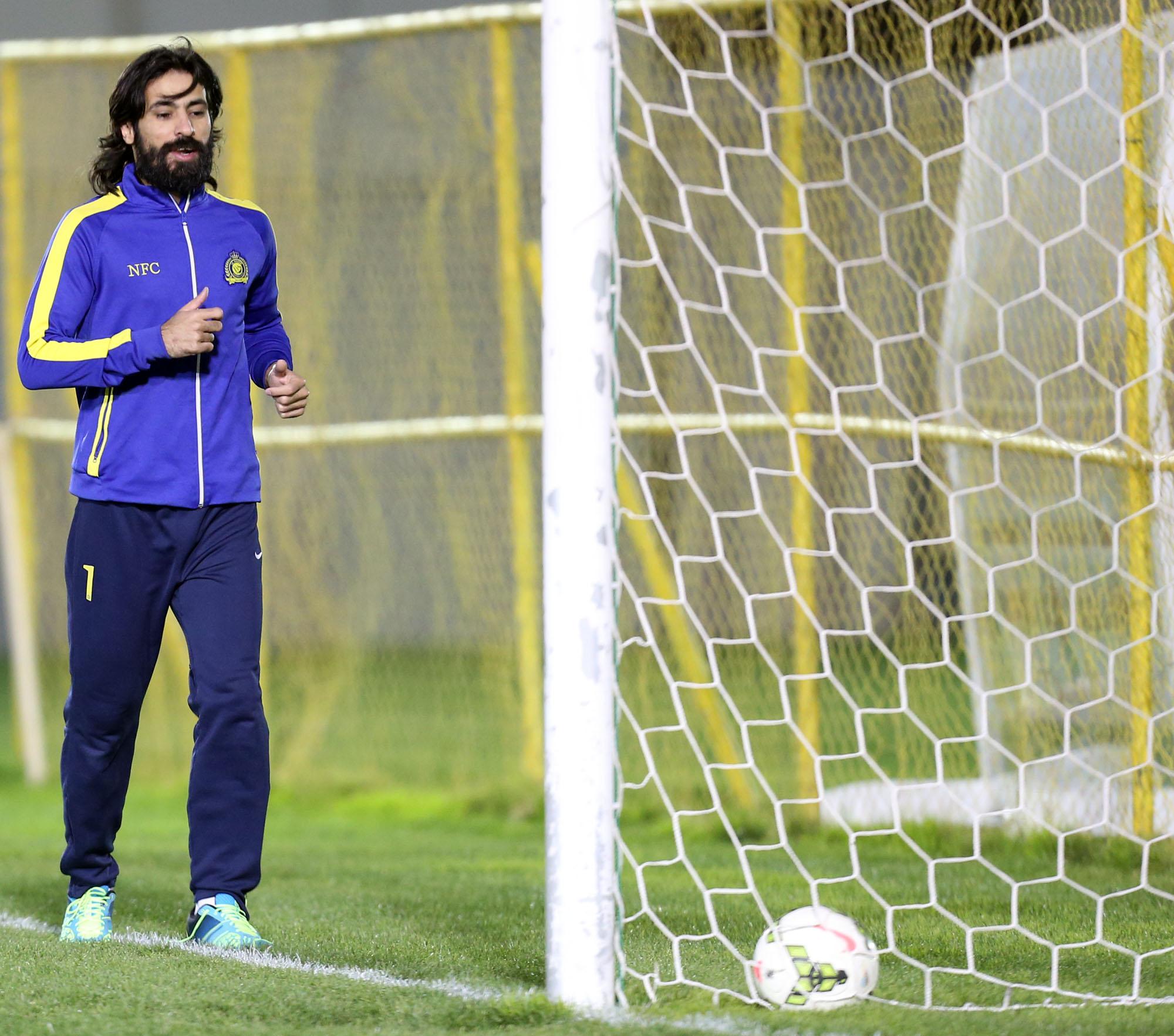 Photo of النصر لـ حسين عبدالغني : شكراً لكل ما قدمته للرياضة السعودية