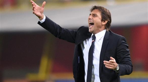 الإيطالي كونتي يشعل الصراع بين ميلان وتشيلسي
