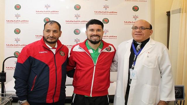 ريكاردينيو يجتاز الكشف الطبي ويوقع رسمياً للإتفاق