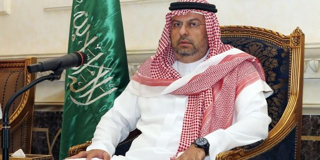 الأمير عبدالله بن مساعد يتكفل بعلاج الحكم كاتب الشمري