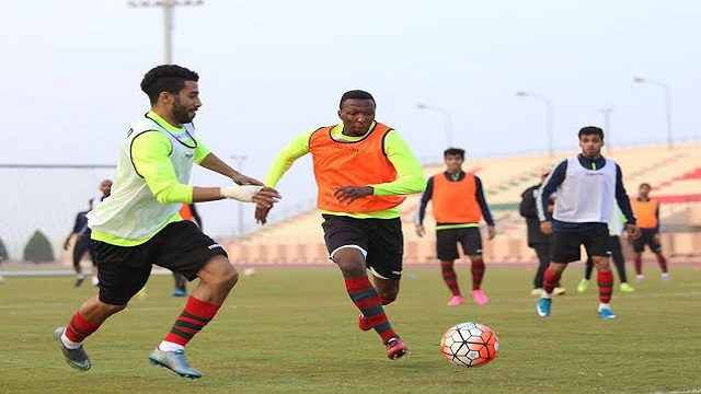 الإتفاق يجهز لاعبيه الجدد لمواجهة الشباب