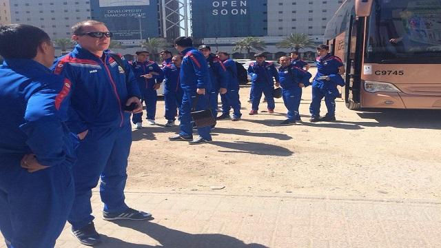 بونيودكور الأوزبكي يصل الرياض إستعداداً لمواجهة النصر