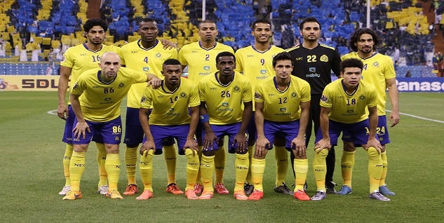 النصر يشارك في البطولة العربية وكيال مشرفاً على الأخضر