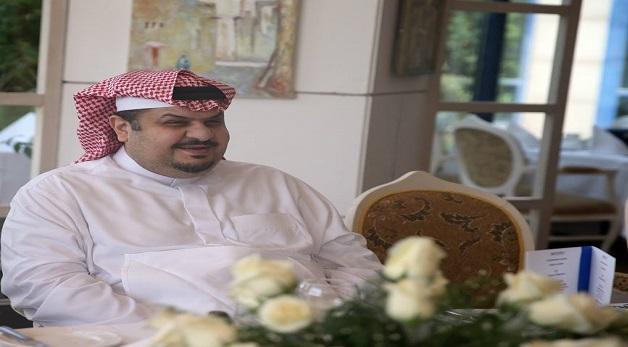 الأمير عبدالرحمن بن مساعد يوضح حقيقة استقبال حكم النهائي الآسيوي