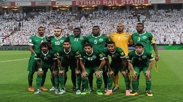 مجموعة نارية للأخضر في تصفيات كأس العالم