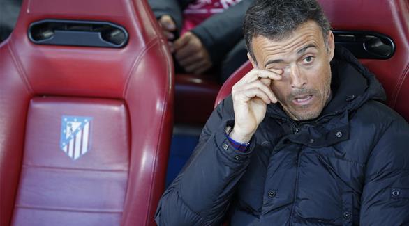 مدرب برشلونة يبحث انتصاره الثالث