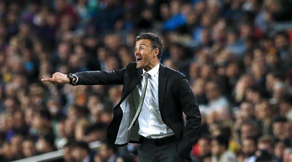 إنريكي: برشلونة لن يسقط في مبارياته الـ3 المقبلة