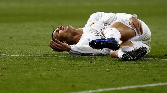 تأكد غياب رونالدو عن مواجهة رايو فايكانو