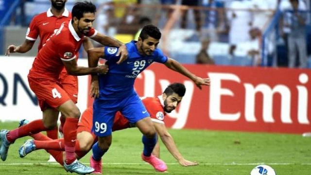 نقل مواجهة الهلال و تراكتور إلى ملعب نادي قطر