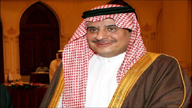 الأمير سلطان بن فهد الشخصية الرياضية الإجتماعية الأولى في آسيا