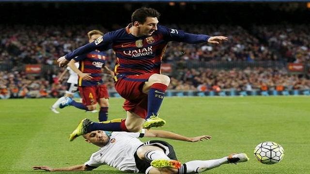 بالفيديو .. معاناة برشلونة تستمر بالسقوط أمام فالنسيا