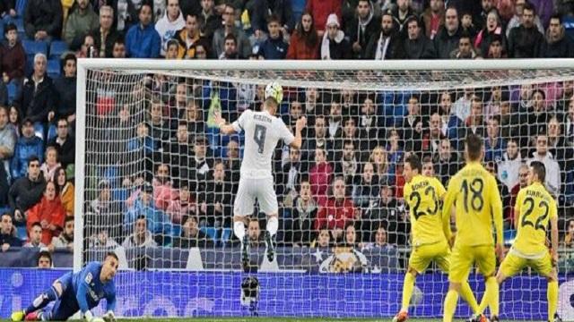 بالفيديو .. ريال مدريد يهزم فياريال بثلاثية نظيفة