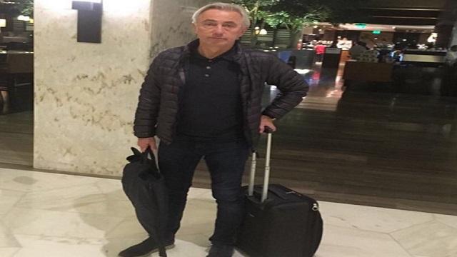 فان مارفيك يصل للرياض بعد تمديد عقده