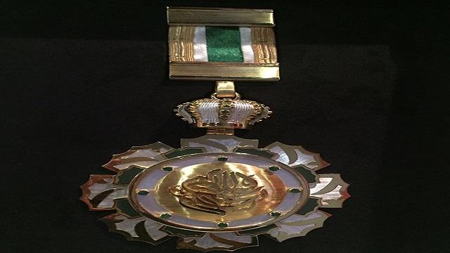 الذهب.. الأهلي يستحدث وسام التميز