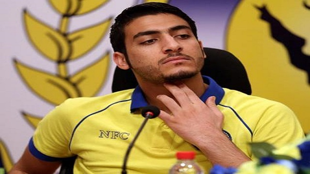 حارس النصر يعتذر خسارة مباراة