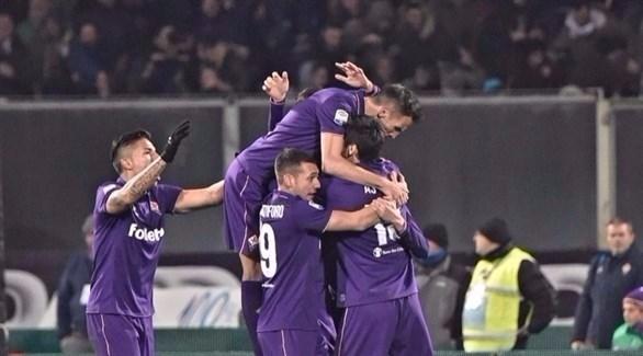 فيورنتينا يهزم فيرونا ويصعد لربع نهائي كأس إيطاليا