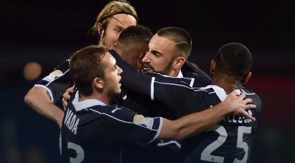 بوردو يهزم غانغون بثلاثية في كأس فرنسا