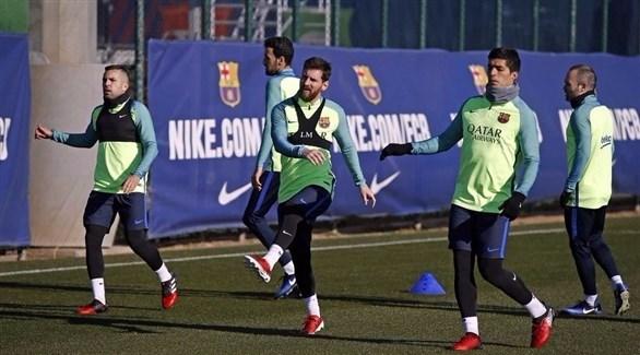 برشلونة يسعى للضغط المبكر ريال