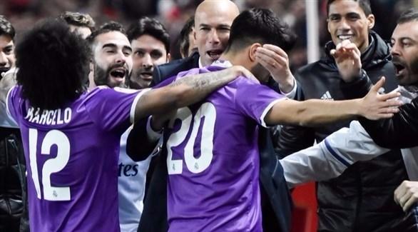 بالفيديو: إشبيلية ريال مدريد يرفض