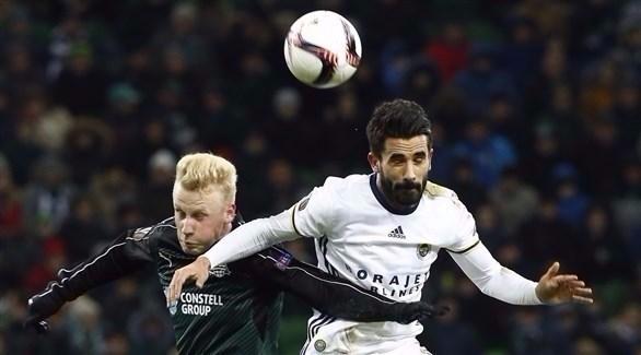 فنربخشه يخسر أمام كراسنودار الروسي في الدوري الأوروبي