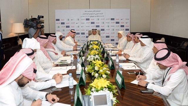 الاتحاد السعودي لكرة القدم يعيد هيكلته الإدارية