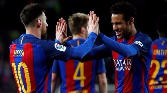 برشلونة يحقق أرقاماً قياسية لأول