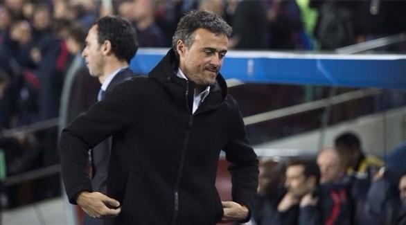 إنريكي: برشلونة يستحق نتيجة أكبر