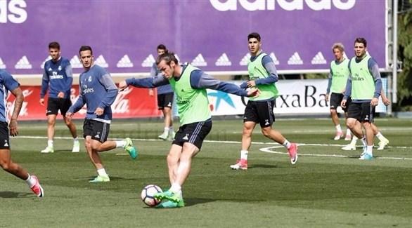 غاريث يعود لتدريبات ريال مدريد