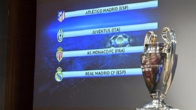 ريال مدريد يصطدم بأتلتيكو يوفنتوس