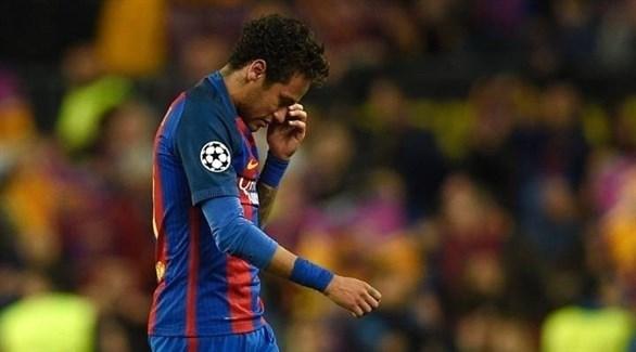 نيمار يغيب قائمة برشلونة أمام