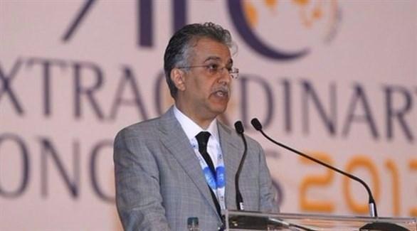سلمان بن إبراهيم: إفتتاح إستاد خليفة نجاحاً للكرة الآسيوية