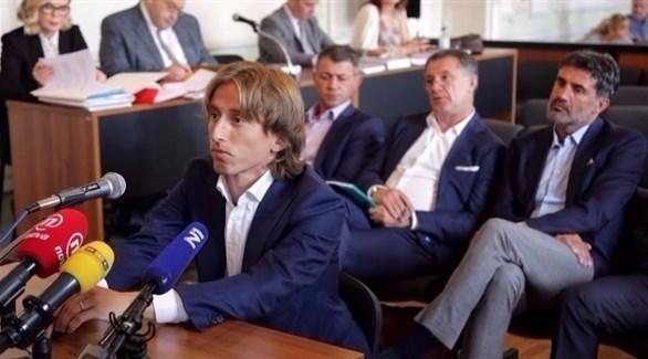 نصراوي سابق ريال مدريد المحكمة