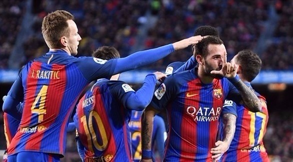 برشلونة: نفرظ لاعب مقابل فيراتي