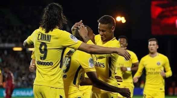 سان جيرمان يسحق ميتز بخماسية في الدوري الفرنسي