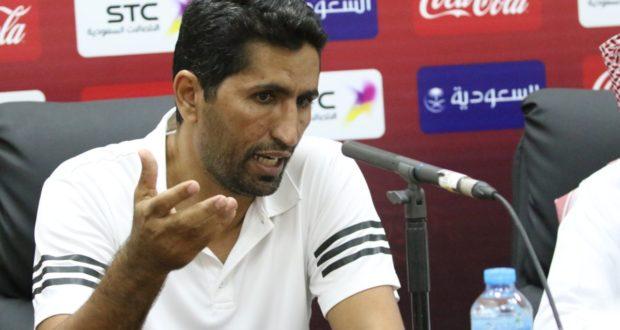 عبدالوهاب ناصر:  أحد طوى صفحة كأس ولي العهد