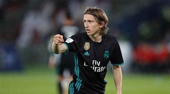 تفاصل العقد الجديد لـ مودريتش مع ريال مدريد