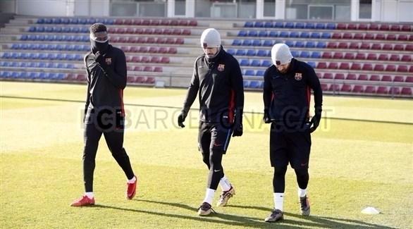 مفاجأة سارة تدريب برشلونة بإنضمام