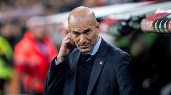 إقالة سولاري وعودة زيدان لتدريب ريال مدريد