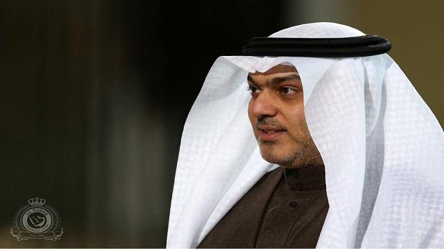سلمان المالك أتورط برئاسة نادي