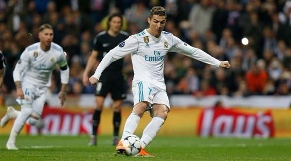 رونالدو يقود ريال مدريد للفوز