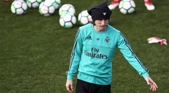 مودريتش يأسف لرحيل رونالدو عن ريال مدريد