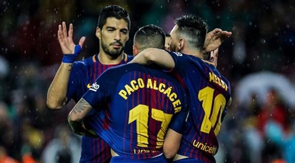 برشلونة يفتح باب الرحيل أمام هدف باريس سان جيرمان